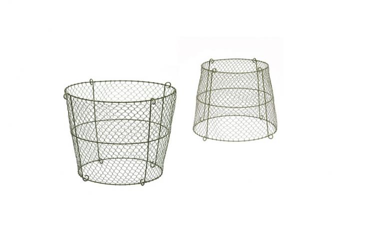 Garden Hacks: 10 Ideas for Wire Cloches | Garden cloche, Gardens and ...