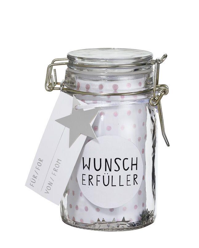 Herzstücke Geschenkglas Wunscherfüller von räder kaufen | online kaufen - Geliebtes-Zuhause.de #friendbirthdaygifts