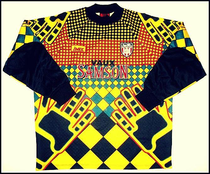 Sunderland GK Shirt Goalkeeper Shirts c6edf763b