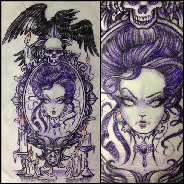 9958e316d LOVE THIS!!! Magic Mirror - Eno - Guru Tattoo | Tattoo Artists and ...