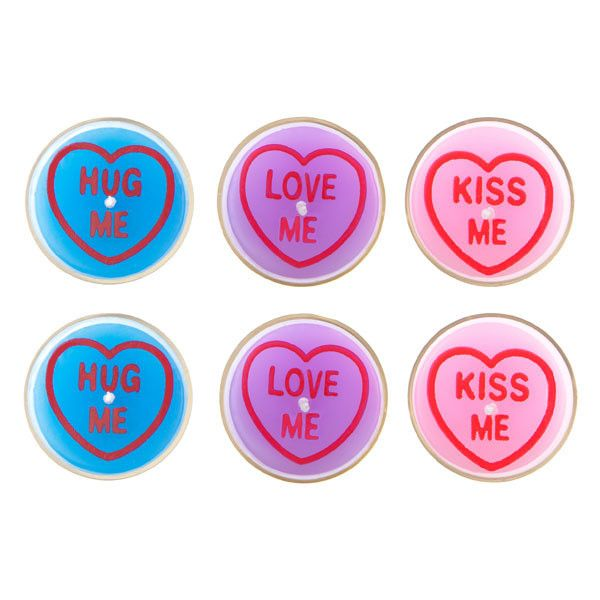 Outliving Love Hearts Tealights ($6.87) ❤ liked on Polyvore featuring home, home decor, candles & candleholders, fillers, backgrounds, text, decorate, extras, red and women