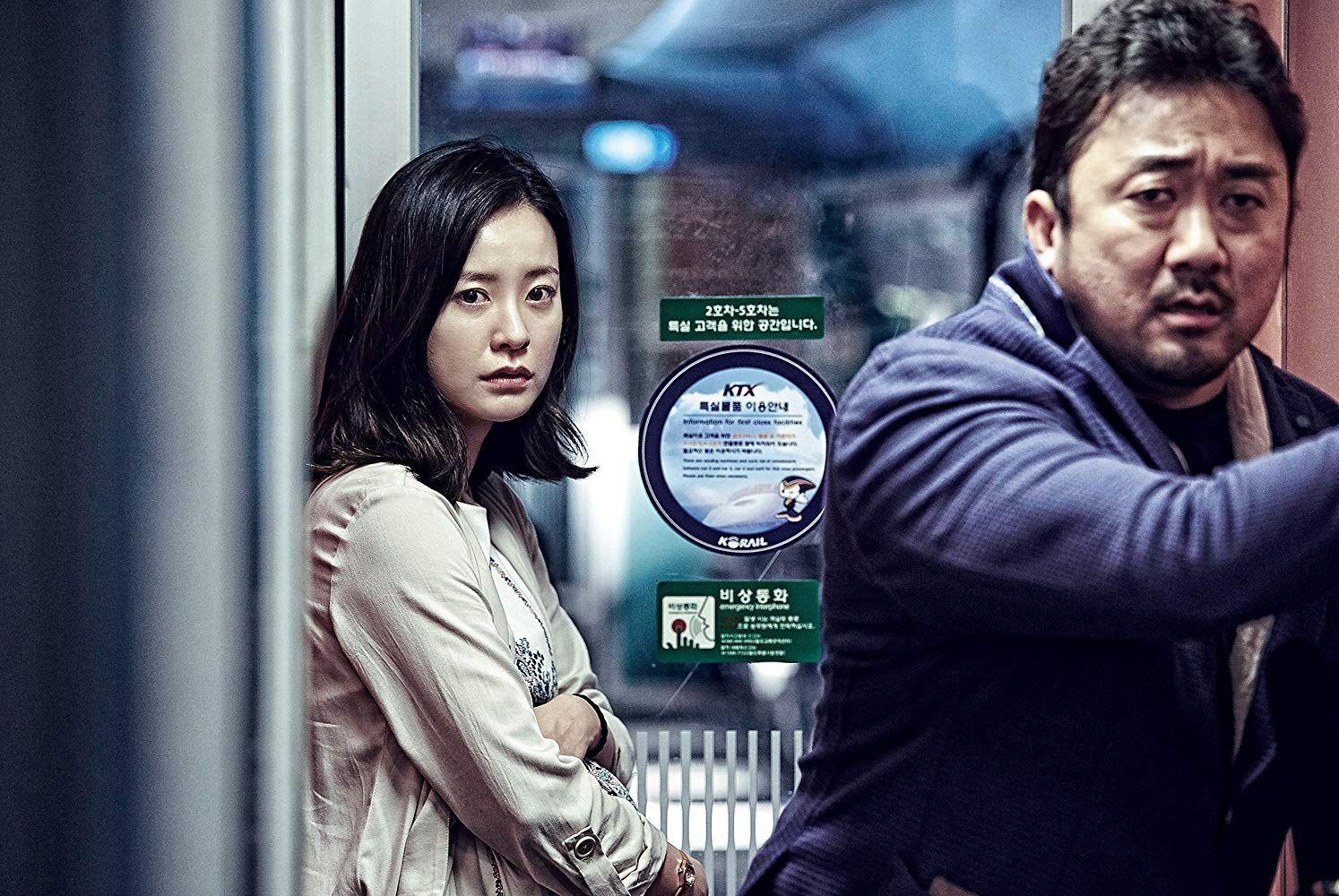 Train To Busan Korean Drama Id Subtitle Indonesia Korean Drama Hollywood Drama