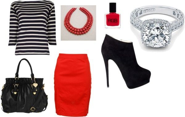 """""""Work outfit(:"""" by macy-michelle-schaum on Polyvore"""
