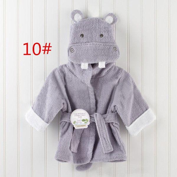 Los animales África niños de tela de toalla de tela METERWARE para coser niños bb005