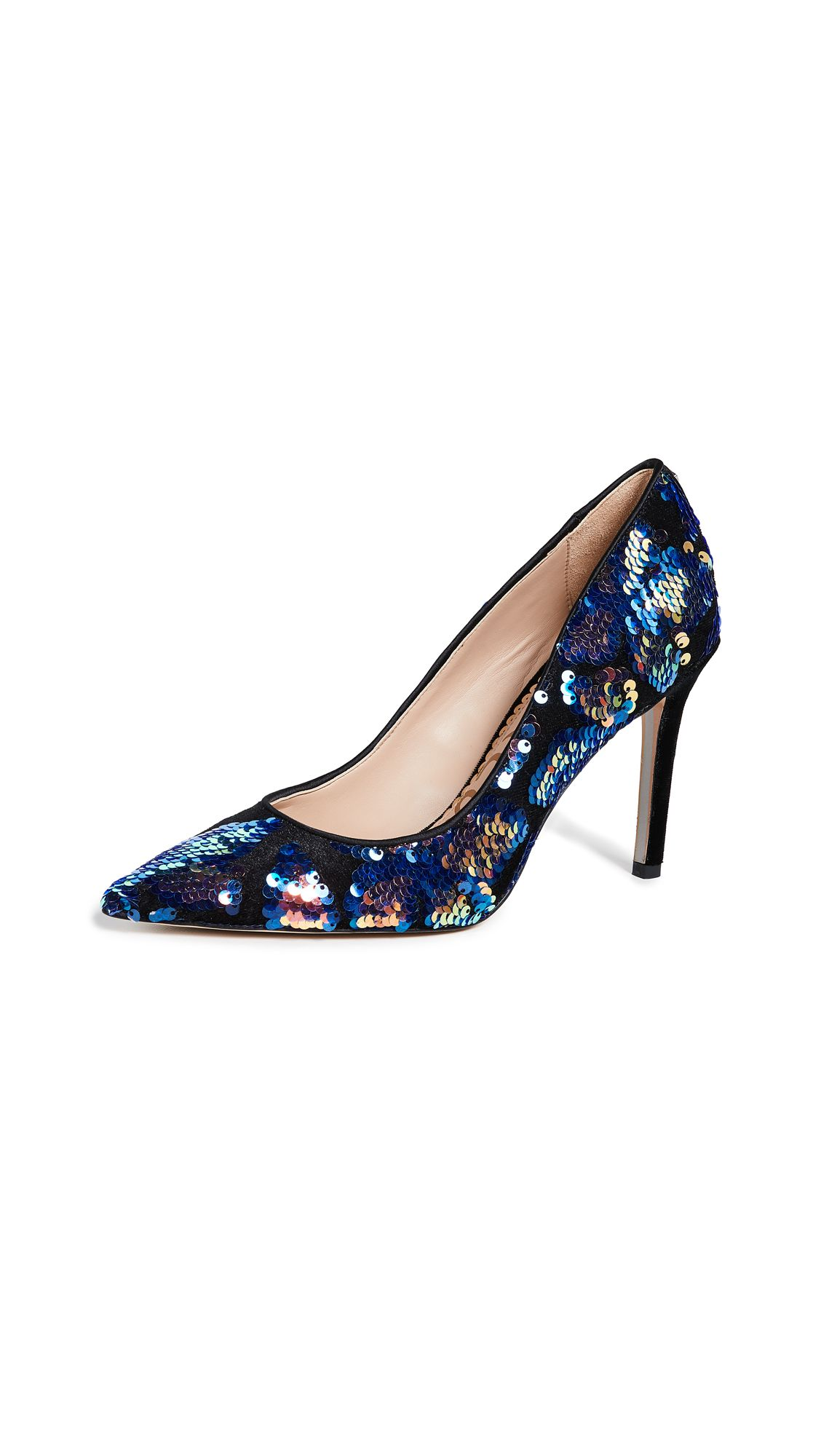 4b200f285 Hazel Pumps by Sam Edelman in Black Multi in 2019 | LUX Woman ...