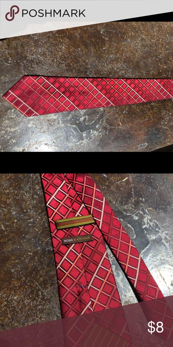 108be46d45 BCBG Tie Perfect Condition BCBGMaxAzria Accessories Ties