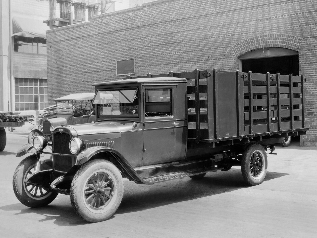 1930 chevrolet universal series 1 ton stake truck old trucks pinterest chevrolet cars and chevy