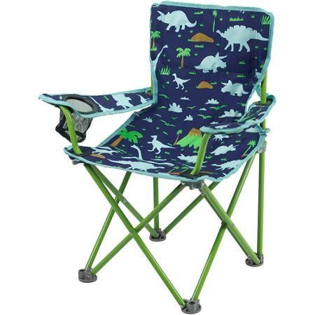 Ozark Trail Kids Dino Chair Walmart Com Folding Chair