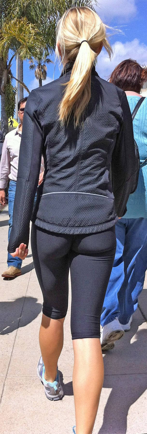 Shiny leggings candid Explore these ideas and more!