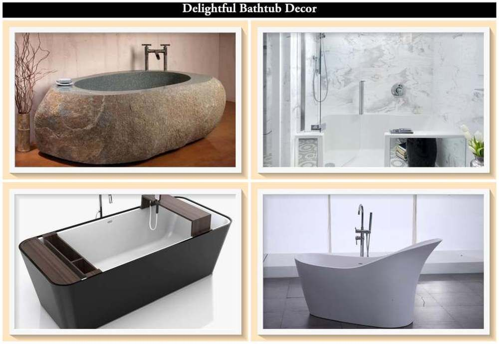 Photo of Contemporary main baths are an essential component in practically every modern home.