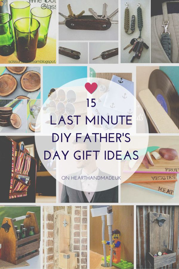 Last Minute Homemade Christmas Gift Ideas For Dad