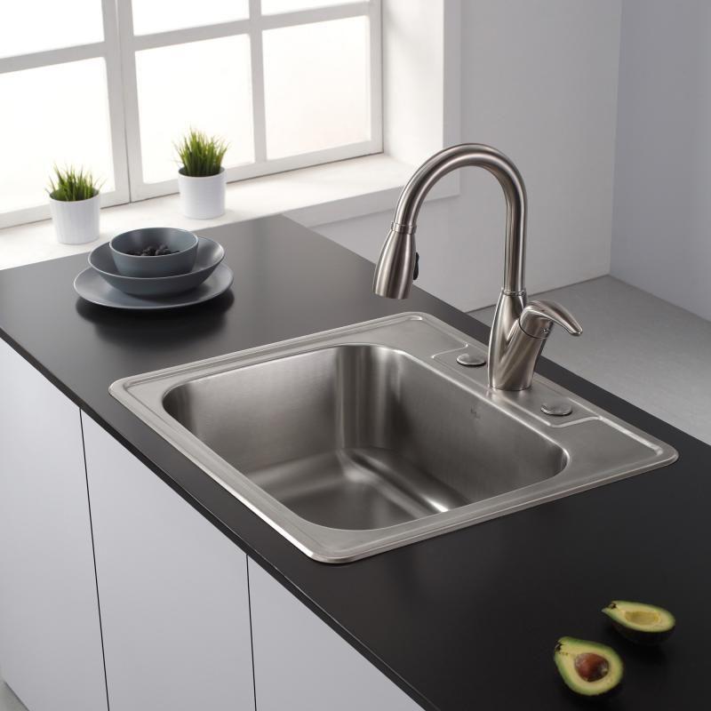 18 Inch Kitchen Sink