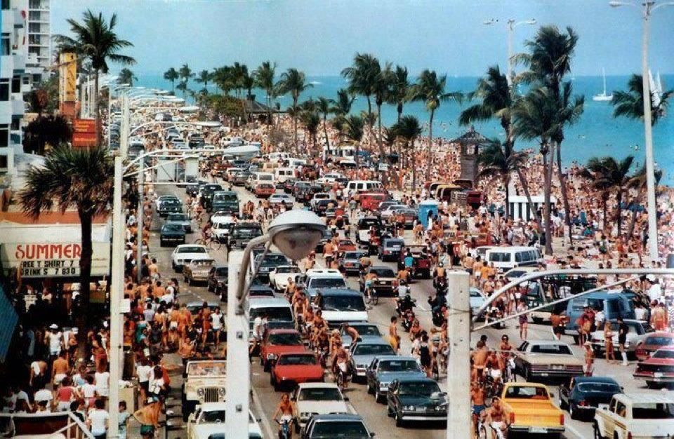 80 S Spring Break Ft Lauderdale Fort Lauderdale Beach Lauderdale Beach Florida Travel
