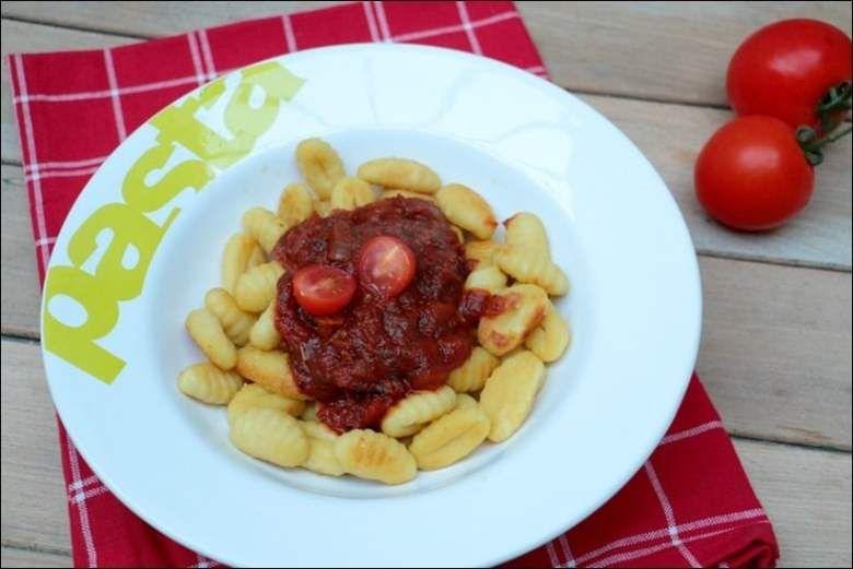 Gnocchis à poêler et sauce aux tomates fraîches