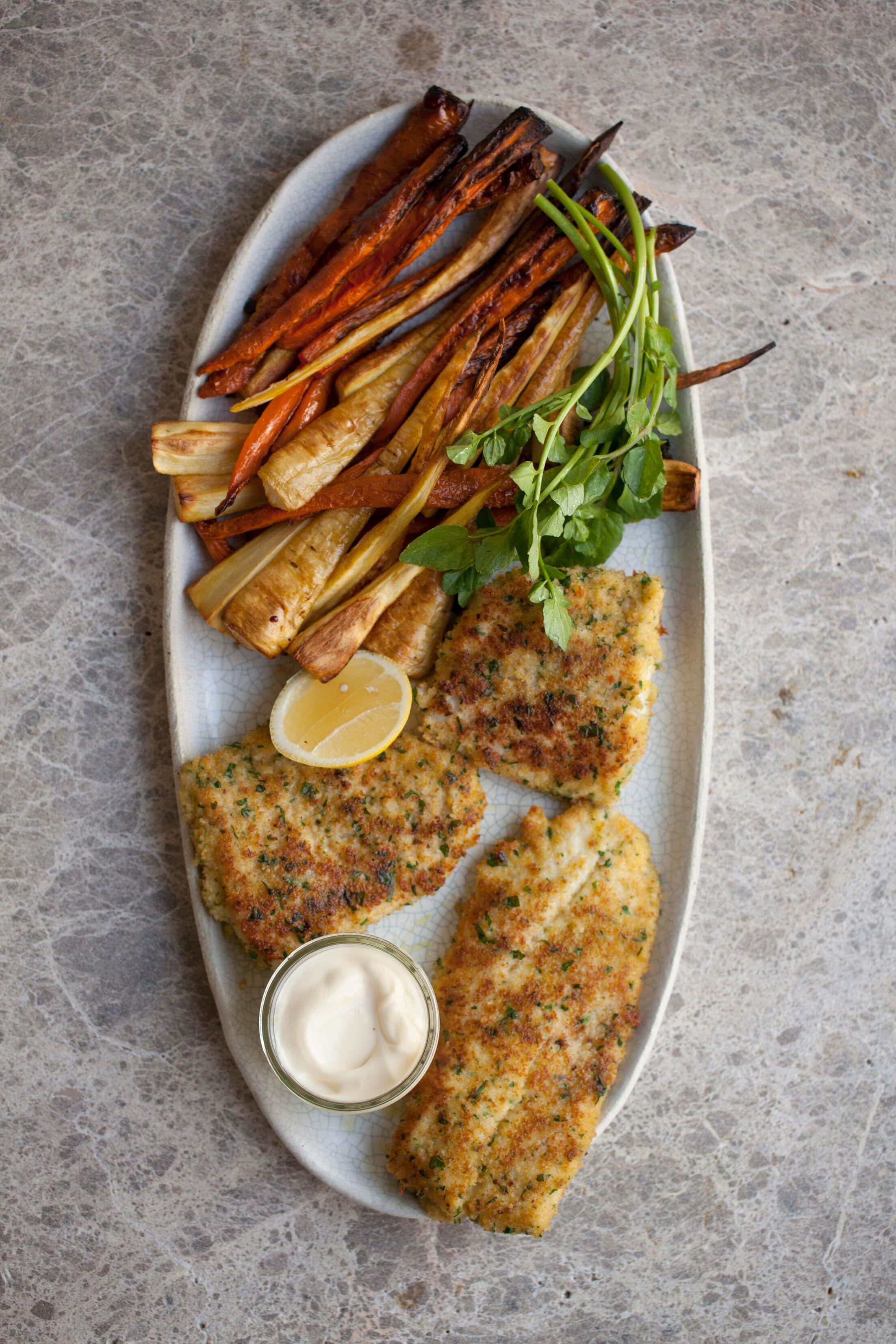Healthy Fish Chips Recipe Healthy Fish Healthy Healthy Chef