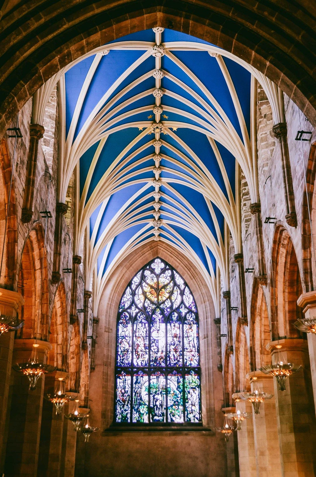 Jasperfeels St Giles Cathedral Cathedral Edinburg Castle Barcelona Cathedral