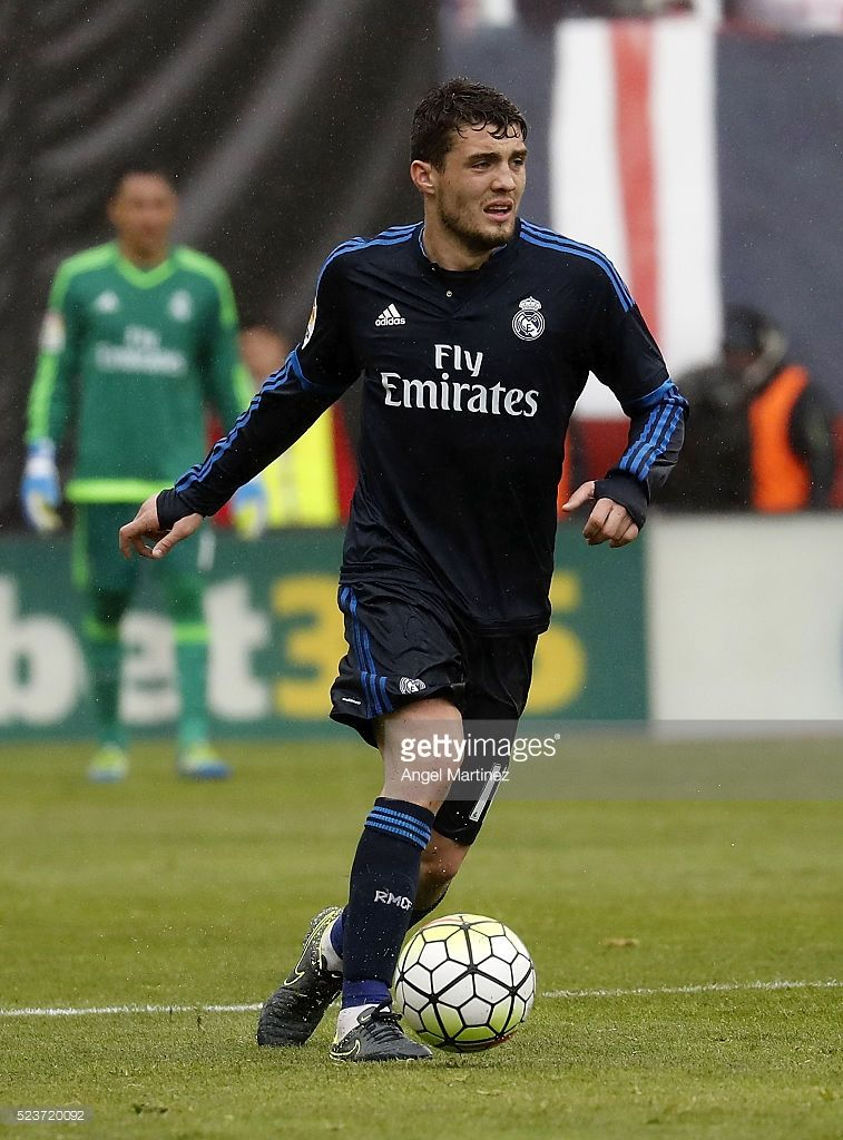 Mateo Kovacic Of Real Madrid In Action During The La Liga Match Mateo Kovacic La Liga Real Madrid
