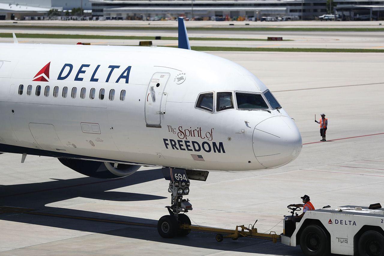 Crazy Airline Rules Delta Flight