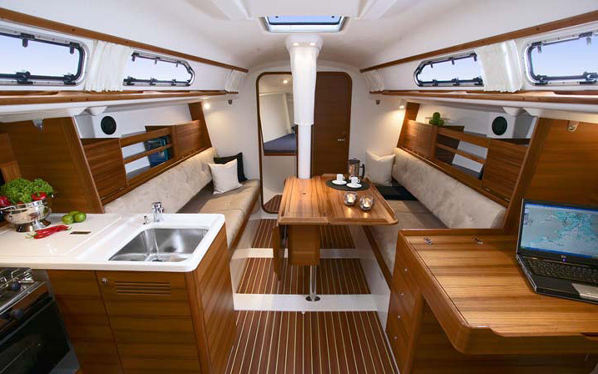 Building A Sailboat Interior - Google Search