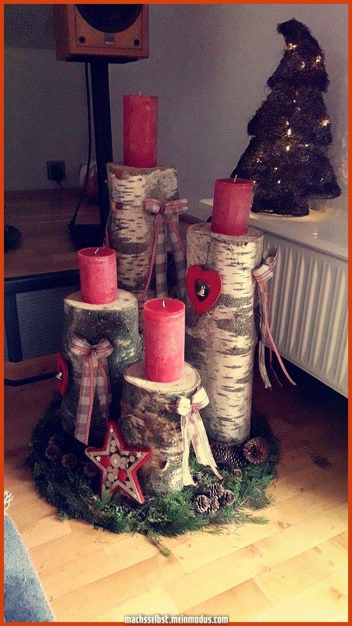 Unglaubliche Weihnachtskranz #noel2019bricolage