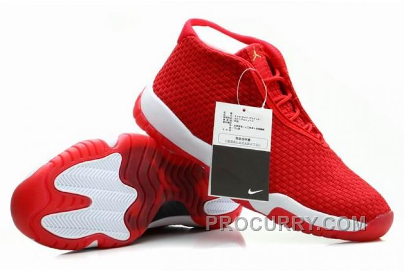 e7b6c322ec18 Air Jordans Future Glow True Red For Sale New