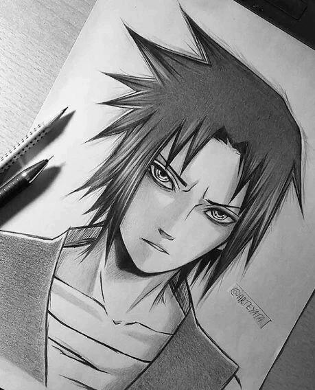 Sasuke Uchiha With Images Naruto Drawings Naruto Sketch Anime Naruto