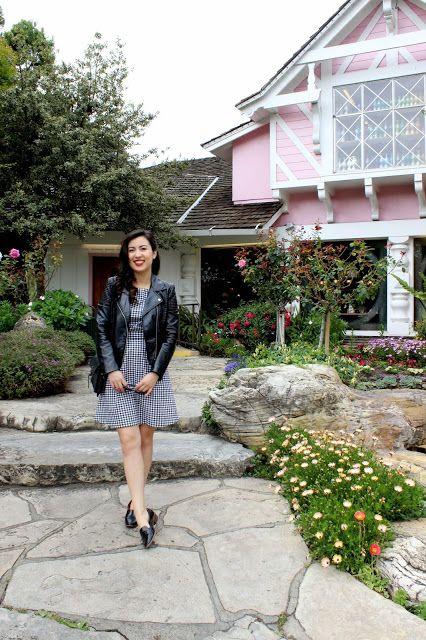 The Madonna Inn and San Luis Obispo