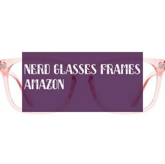 nerd glasses frames amazon