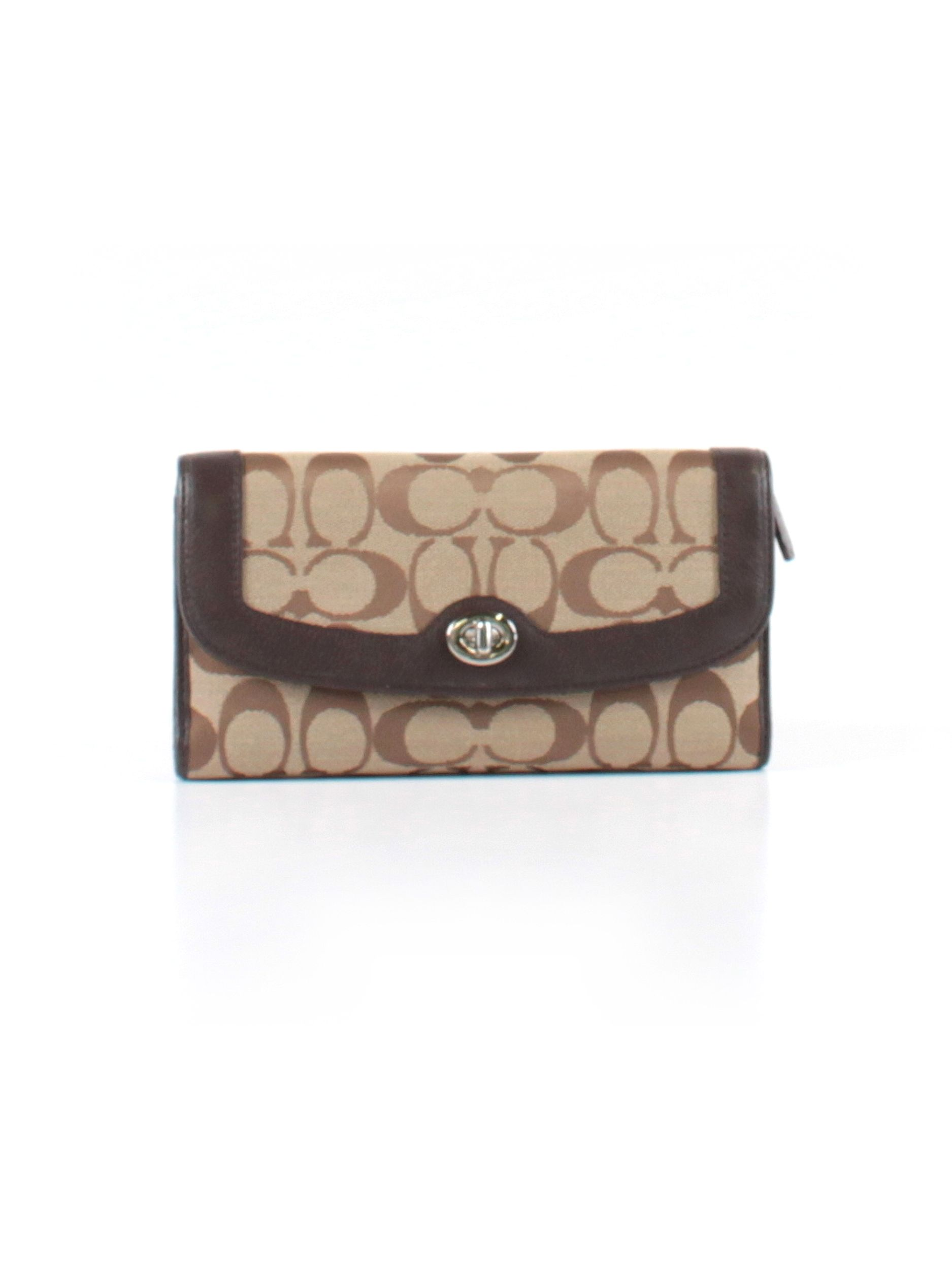Coach Wallet by thredUP Discount Codes Go with >> http