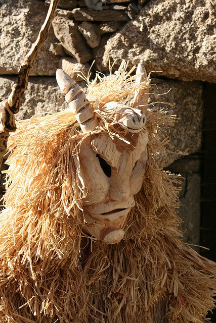 Lazarim, Portugal - traditional ritual