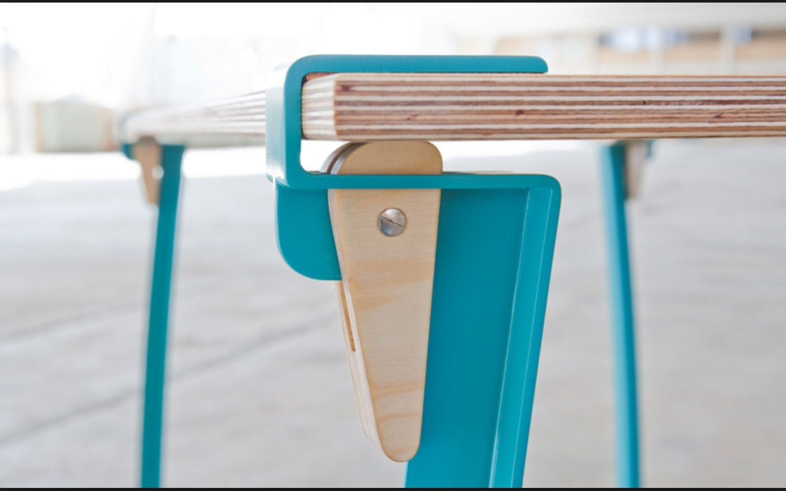 Removable Legs Furniture Plywood Furniture Table Legs