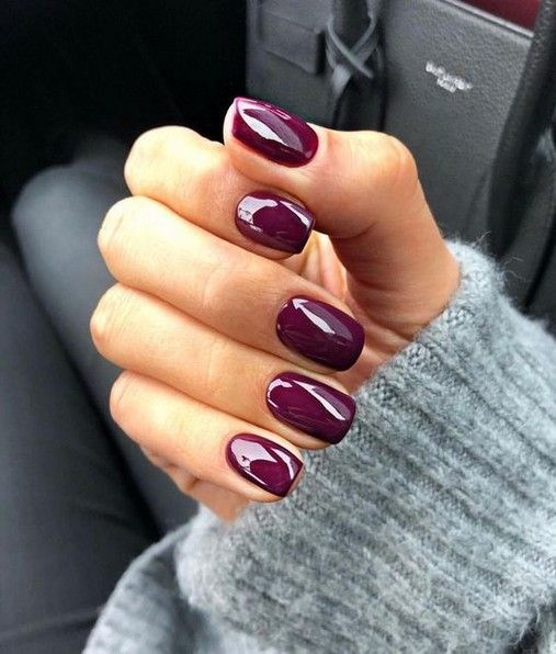 32+ Hot Almond Shaped Nails Colors To Get You Inspired To Try | Armaweb07.com #fallnails