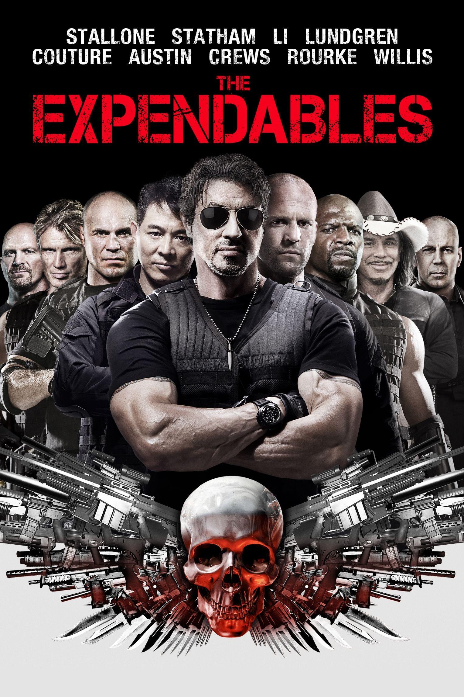 The Expendables 1 The Expendables Expendables Movie Sylvester Stallone