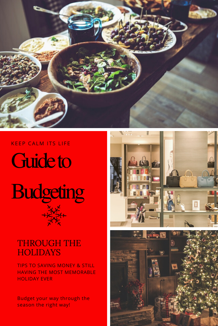 How to Budget Your Way Through the Holiday Shopping ...