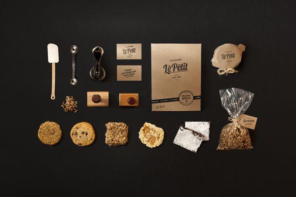 Identidade Visual: Le Petit Bakery