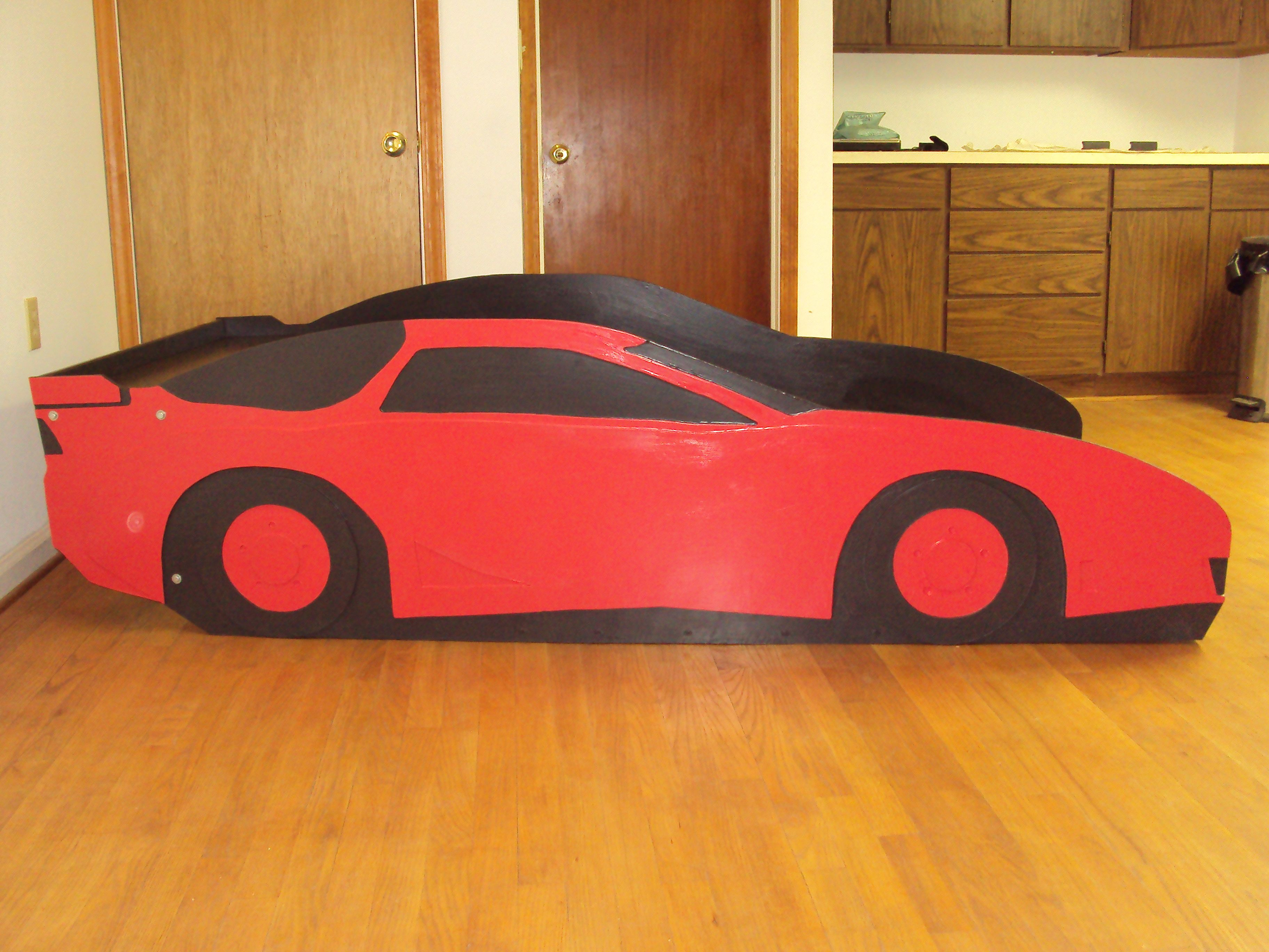 Red Race Car Twin Bed Frame Car Bed Bed Frame Car