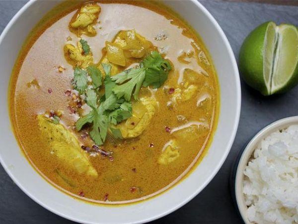 recipe: trinidad curry chicken coconut milk [22]