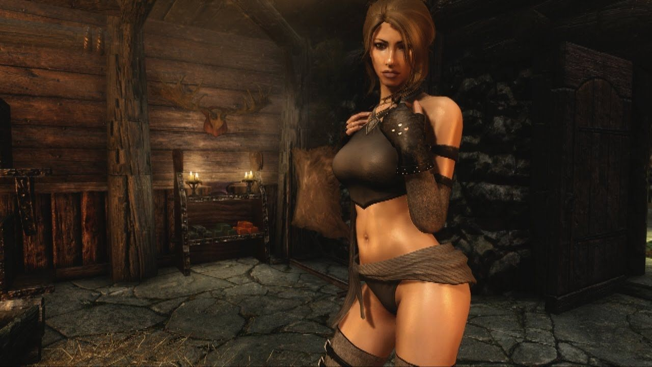 Sexet voksen Skyrim Mods Maxresdefault Jpg videospil-3510