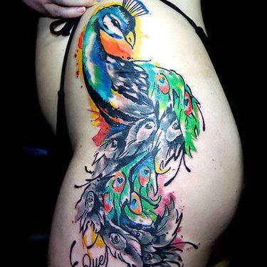 Photo of 133 La mejor idea de tatuaje de acuarela