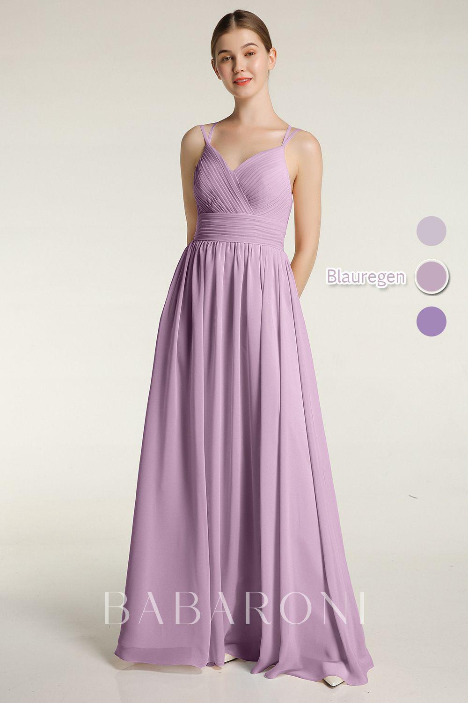 Babaroni Dora in 19  Brautjungfernkleid, Kleid hochzeit, Langes