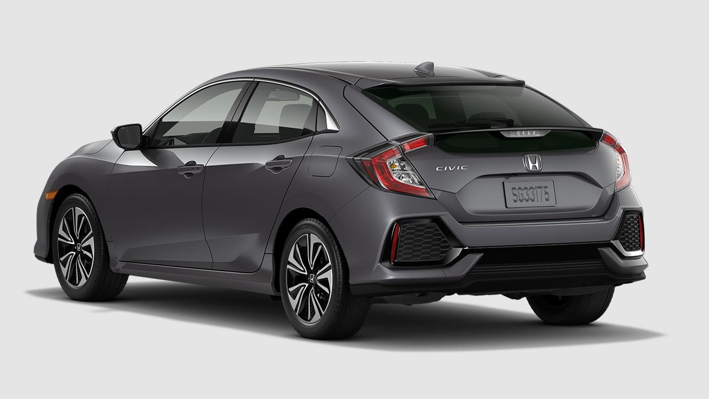 Civic Hatchback All New for 2017 Honda Civic