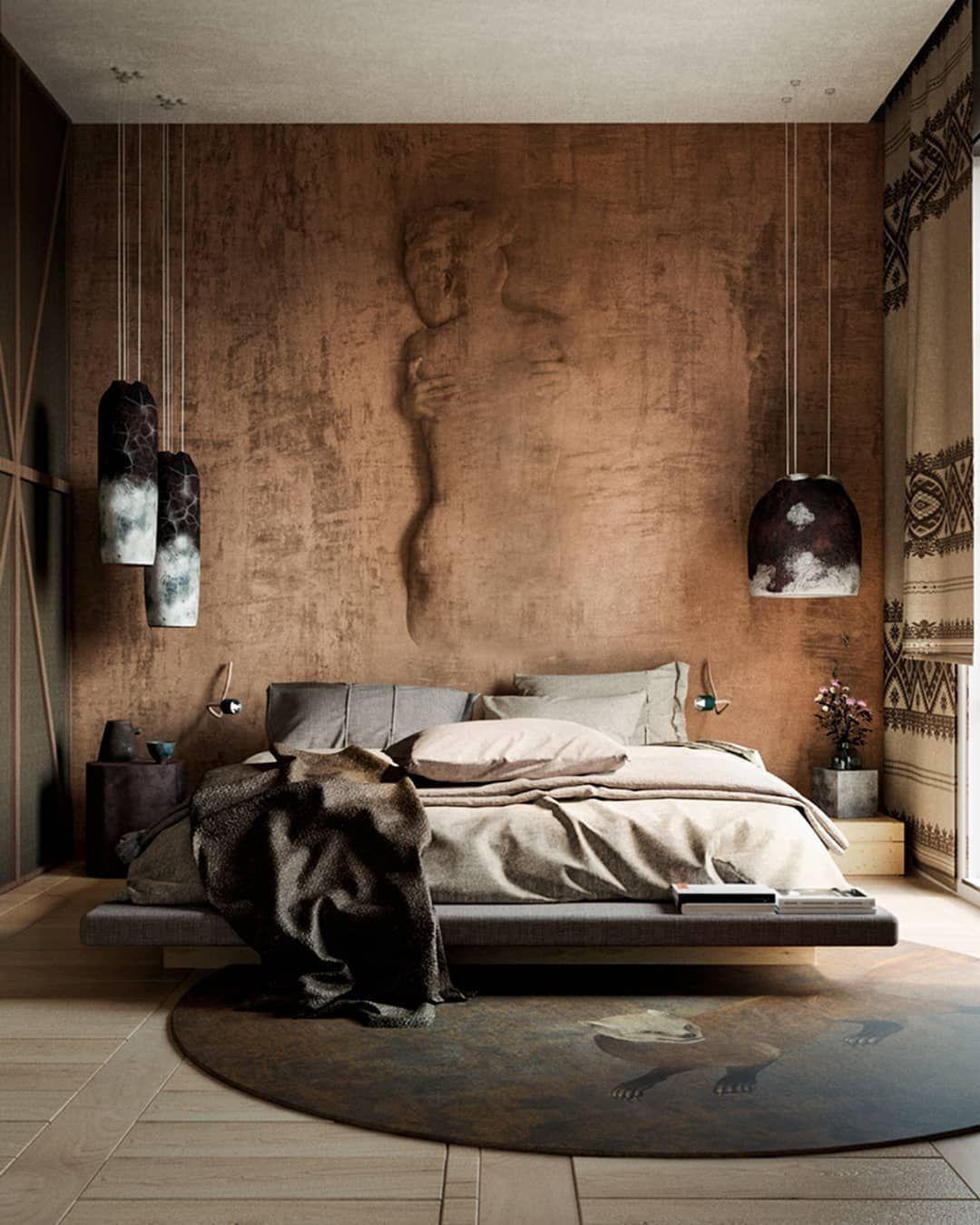 embrace wabi-sabi in 2019 | bedroom design, bedroom decor