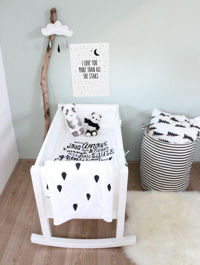 Babyzimmer ideen gestalten sie ein gem tliches und kindersicheres ambiente baby pinterest - Baby jungenzimmer ...