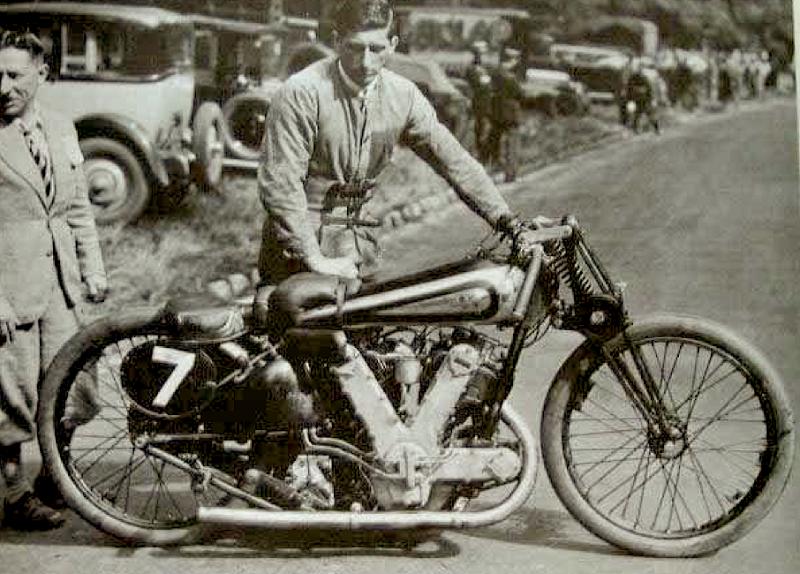 1929 AJS 990