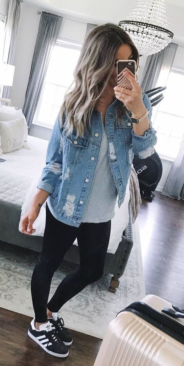 #fall #outfits peach hoodie. #jeanjacketoutfits #fall #outfits peach hoodie. #barbershopideas