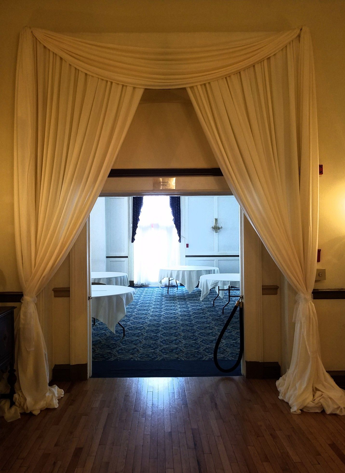 Grand entrance for a wedding home home decor decor