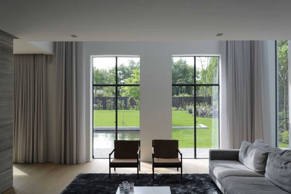 Villa In Antwerpse Kempen   Glass Ceyssens Group Awesome Design