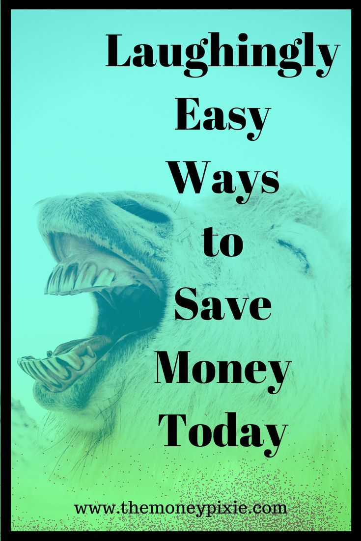 7 Easy Ways to Save Money Starting Today #startsavingmoney