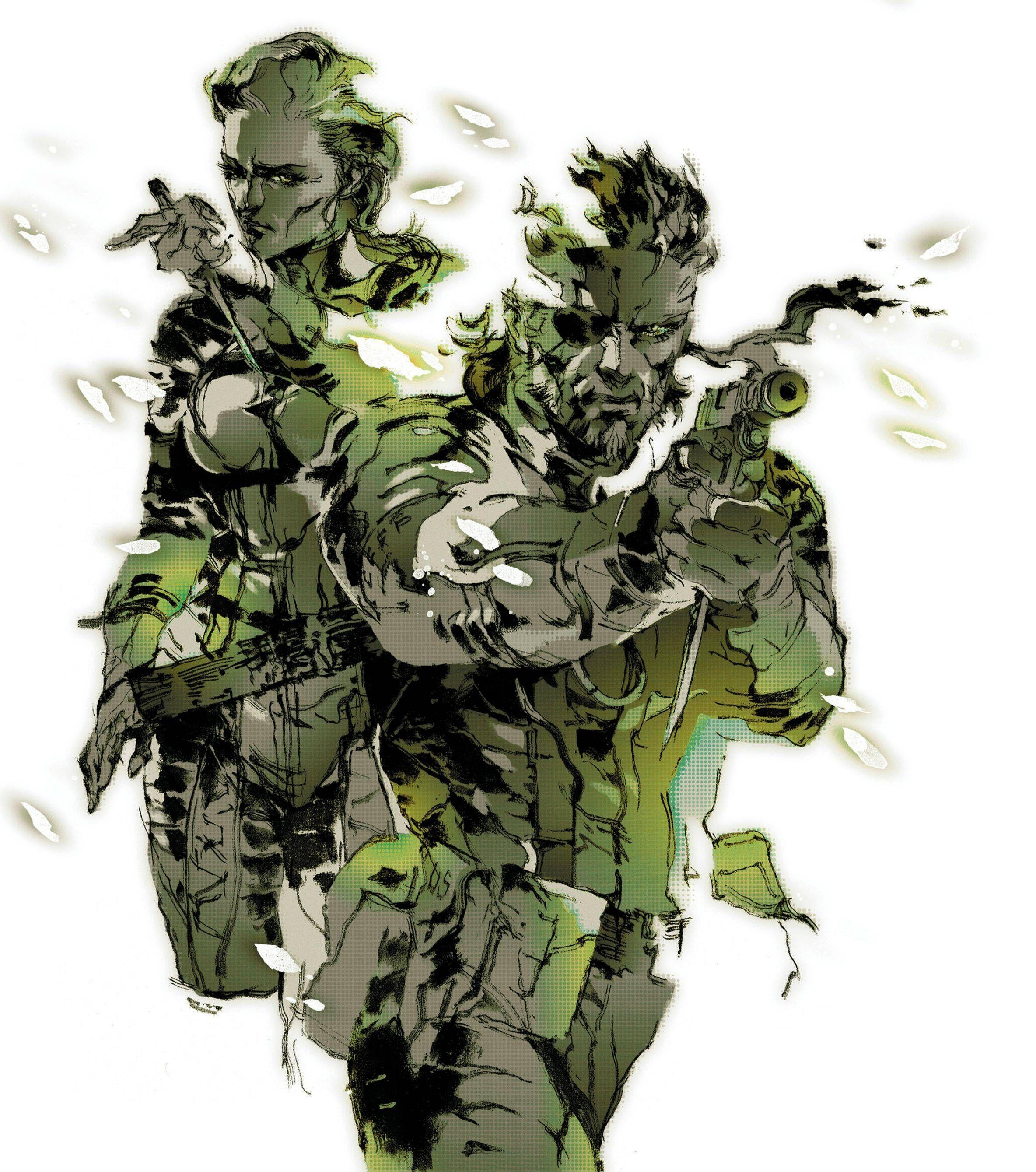 Metal Gear Solid 3 Metal Gear Snake Metal Gear Metal