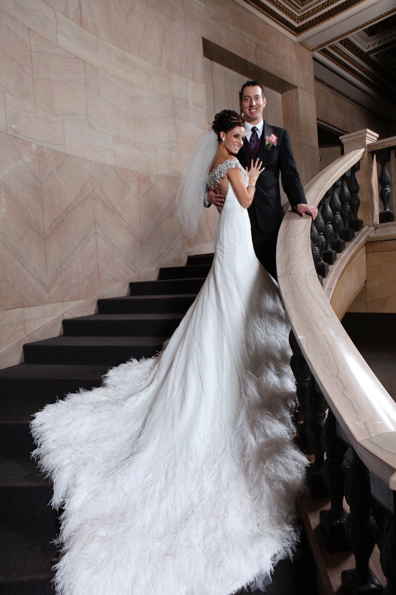 Pin by lynda wirts on kyle busch with images wedding